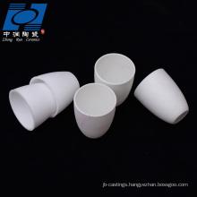white heat resistance alumina ceramic