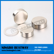 Permanent Neodymium Cylinder Magnet for Generator