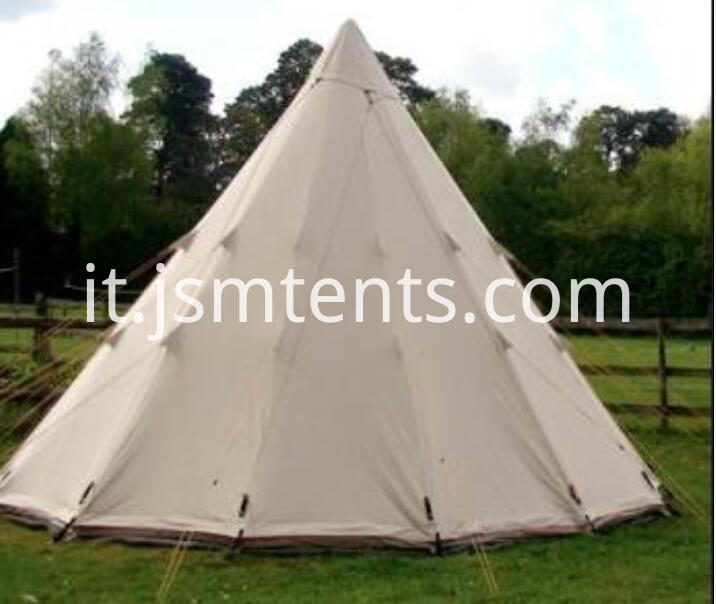 High Quality Modern Cotton Tents