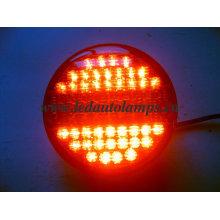 Luz de remolque combinada con luz de homologación E-mark