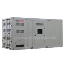 Conjunto de generador de energía en espera de 880 kVA con motor Cummine (UPC800)