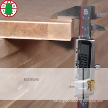 Furniture and Decoration Grade 18mm Wood BlockBoard