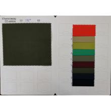40s Tecido de algodão 100% de alta densidade liso de sarja