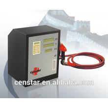 Matériel de pompage distributeur CS20 carburants portatifs pour station de remplissage mobile, équipement de pompe à essence mobile intelligent et mignon