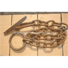 Log Boom Chain 18mm-30mm, 20mn2 Material