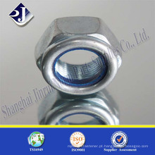 Alibaba Online Shopping Venda quente Nylon Lock nut