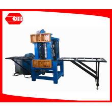Machine automatique de courbure en tôle d'acier pour garde-boue (XHH35-600)