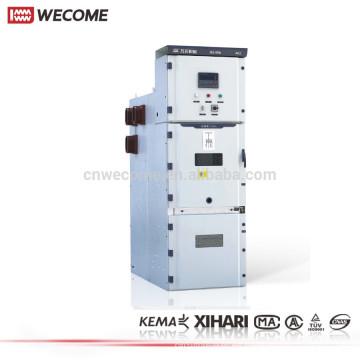 KYN28 11kV Metal incluido Panel de tablero de distribución de energía