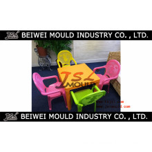 Injection Plastic Children Chair and Table Mould