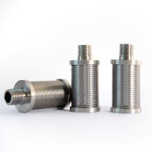 Wire Wrap Filter Düse / Wedge Wire Strainer Düse