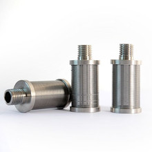 Wire Wrap Filter Nozzle / Wedge Wire Strainer Nozzle