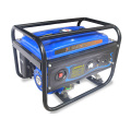 2000W 2kw бензиновый генератор с пуском ключа или стартером возврата