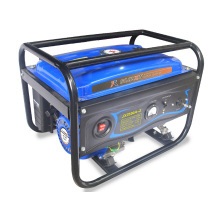 Home Power Portable Benzin Elektrisch / Recoil Generator Generator Set