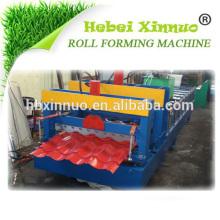 XN-828 Roofing Glaze Tile Cheap Solar Panels China Roll que forma el fabricante de la máquina