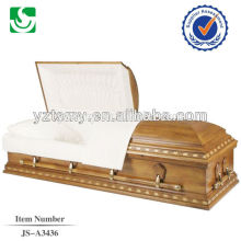 good quality wooden pet caskets factory