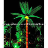 5m High LED Tiara Coconut Palm Trees for Home Garden DecorationsNew