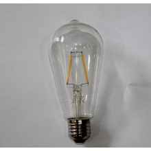 LED Filament Lamp ST64 2W