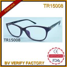 Mode image Tr avec lentille propre lunettes de soleil (TR15008)