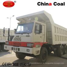 Camión de volquete de la tonelada del tonto de 70 toneladas de Sinotruck HOWO Mining Man Diesel
