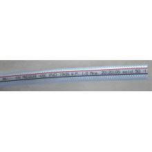 Tuyau de tresse en PVC de qualité japonais avec usage polyvalent.