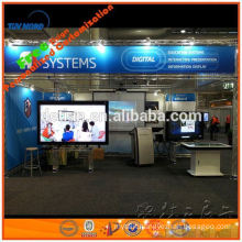 Modular and Portable Double Deck Exhibition Booth Display from Shanghai China