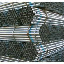 Suministro de tubería de acero galvanizado