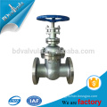 API carbon steel gate valve 6 inch gate valve