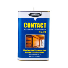 Sprayidea Contact carpet pvc tile adhesive price