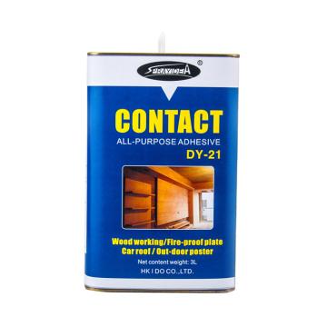 Sprayidea Contact carpet pvc tile adhesive price