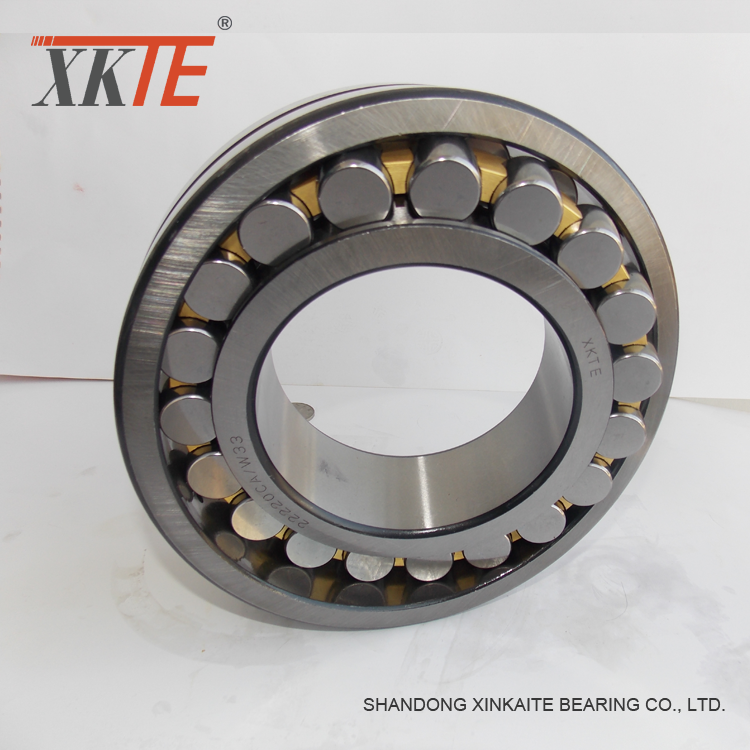 Brass+Retainer+Spherical+Roller+Bearing+22220+CA%2FW33