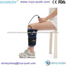 Mangas de compresión médica de suministro de Navidad para el paquete de recuperación de compresión de pierna piernas