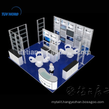 china exhibition booth design modular exhibition systems exhibition system booth
