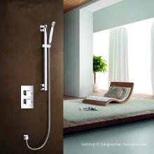 Ensemble de douche à main dissimulée et ensemble de douche thermostatique vernet