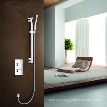concealed valve hand shower set & vernet thermostatic shower set