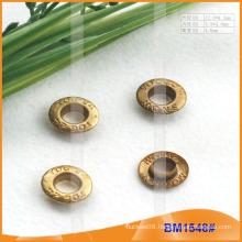 Inner 5.5 * 4.0MM Brass Eyelets for Garment/Bag/Shoes/Curtain BM1544