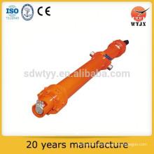 Cilindro hidráulico de comprimento garantido de qualidade garantida para elevação