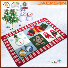 2016 New Design Printed Christmas Door Mat