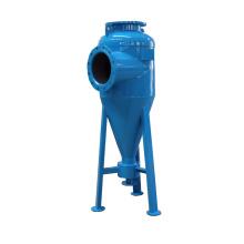Hydro Cyclone Desander para tratamento de águas subterrâneas