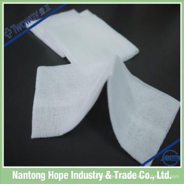 bastoncillos de gasa quirúrgicos médicos de algodón