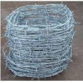 Comprimento do arame farpado de 2 fios em massa por rolo