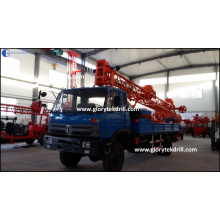 350-400m Truck Mounted Type Water Well Drilling Machine