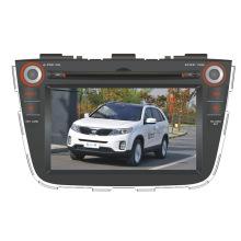 In Dash Navegación GPS para KIA Sorento Car DVD Sistema Android