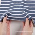 colored striped polyester micro velvet fleece blanket fabric
