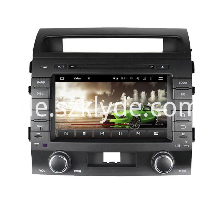 Car mp3 player for Landcruiser