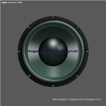 Loudspeaker Die Casting With 11 Years′ Approved SGS, ISO9001