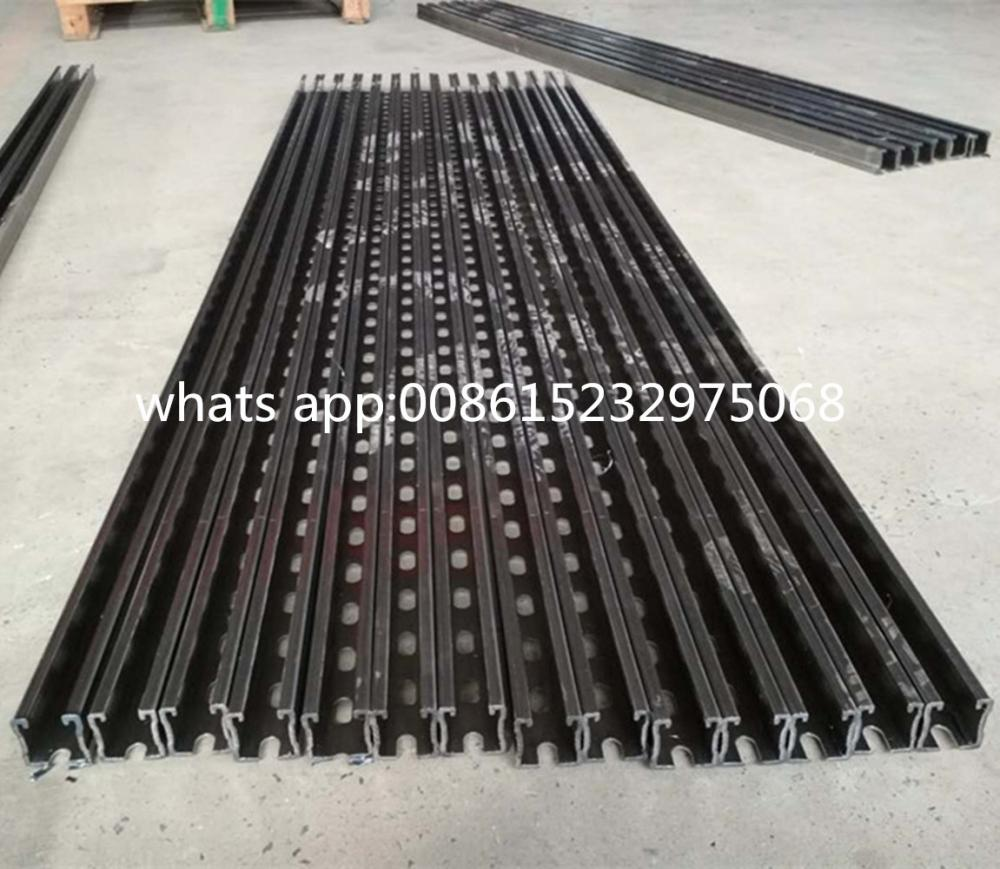 Unistrut steel cable taca Roll Forming Machine