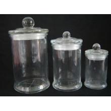 2017 OEM Design Eco Material Jam Acrylic Jar