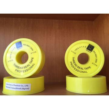 Home Sanitary Ware Products PTFE Taflon Tape Plumbers Tape Price