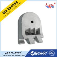 Pieza de aluminio personalizada a presión fundición con una rica experiencia