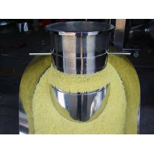Granulador giratorio de la serie ZL 2017, granulación de SS, proceso de granulación de vapor horizontal